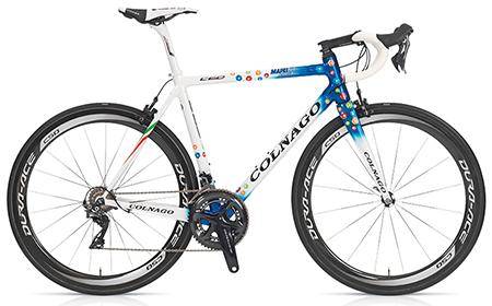 ロードバイクのフレームメーカー COLNAGO(コルナゴ) ー イタリア