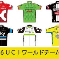 2016 UCIワールドチーム紹介②