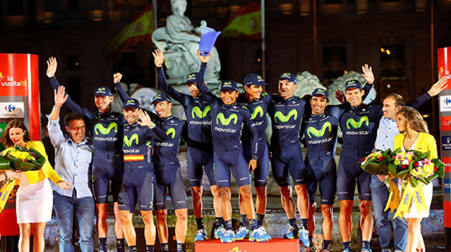 2016 モヴィスターチーム