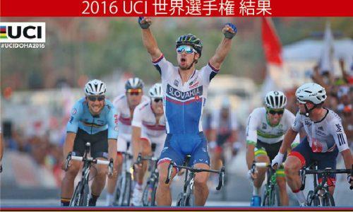 ロードレース - 2016世界選手権の結果!サガンが力を見せつけて勝利。TTはトニー・マルティンが優勝