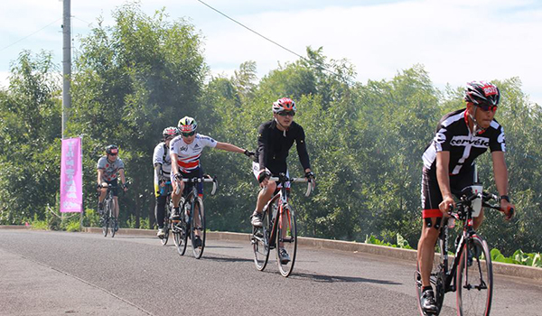 ロードバイク・クロスバイクは楽に遠くまで走れて気持ちいい! ブログ:ママチャリとは全然ちがうぞ!スポーツ自転車の良さとは?