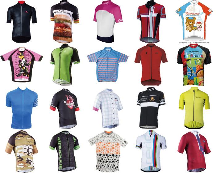 自転車ウェアの機能と選び方 - サイクルジャージ サイクルウェア