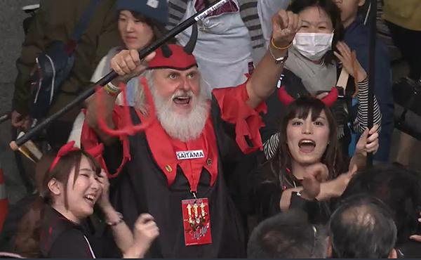 本物の悪魔おじさんが日本に! 2016 さいたまクリテリウム サガン優勝!初山が2位!