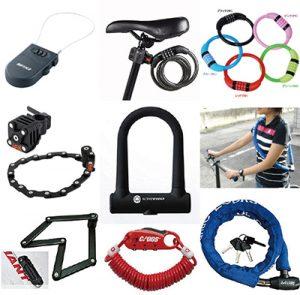 ワイヤーの長さや材質 できてる?スポーツ自転車の盗難対策!盗難防止アイテム