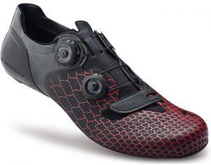 エスワークス [S-WORKS] ビンディングシューズ 6 Road Shoes(ブラック/レッド)