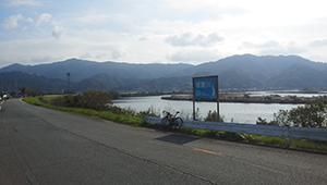ロードバイク ロングライド 熊本県八代市~人吉市 スタート地点