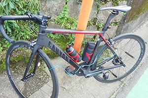 ロードバイクの盗難防止 鍵のかけ方