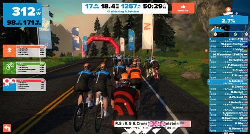 人気上昇中のZwift【ズイフト】って何?室内で楽しく自転車に乗る!②