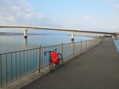 田舎で自転車通勤は気持ちいい ロードバイク クロスバイク MTB