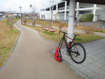 田舎で自転車通勤 サイクリングロード ロードバイク クロスバイク MTB