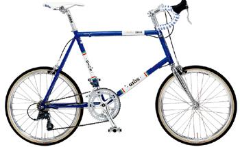 ミニベロ MTB(マウンテンバイク) クロスバイク 特徴、長所と欠点、価格帯、重量の目安