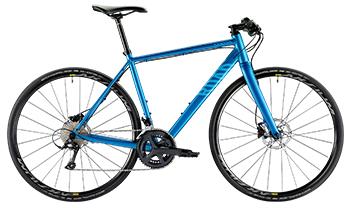 CANYON/ROADLITE AL5.0 【キャニオン/ロードライトAL5.0】 安くて丈夫で軽い!おすすめクロスバイク 13選!