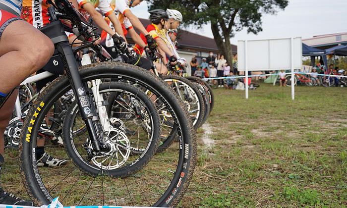 MTBの草レースに参加してみた - 楽しい!自転車日記