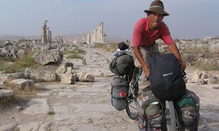 すごすぎる!自転車を愛しすぎた冒険家と偉人たち
