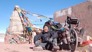 日本のサイクリスト 西川昌徳 すごすぎる!自転車を愛しすぎた冒険家と偉人たち