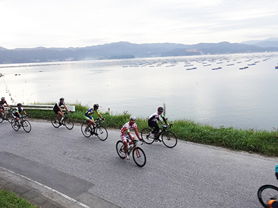 きれいな景色 とっても楽しい!スポーツ自転車でロングライドする魅力とは!?