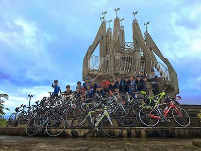 仲間と走るとより楽しい! とっても楽しい!スポーツ自転車でロングライドする魅力とは!?