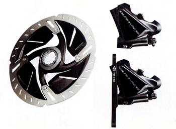 軽量油圧式ディスクブレーキ シマノ新型デュラエース【BR-R9170/フラットマウント式】