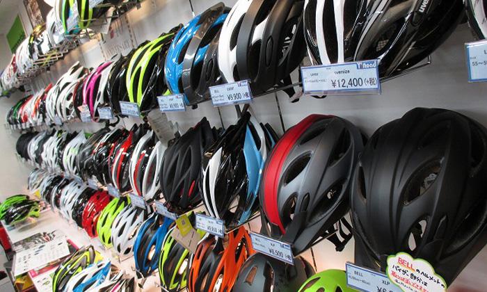 買う前に確認!スポーツ自転車のヘルメットを選ぶポイントとは!?