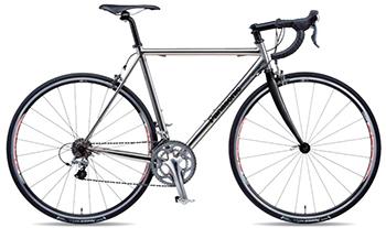 チタンのロードバイクの特徴と性能まとめ フレーム素材
