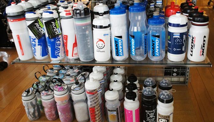 自転車必須アイテム!サイクルボトルの種類とおすすめ商品を紹介!