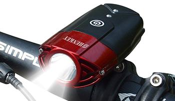 SHENKEY/防水 USB充電 ライト スポーツ自転車のおすすめヘッドライト(ふぃろんとライト) ロードバイク・クロスバイク・マウンテンバイク(MTB)