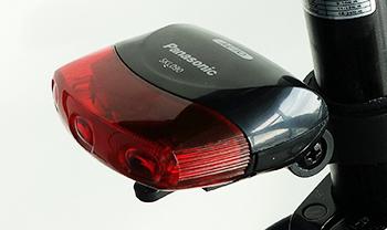 パナソニック/かしこいテールライト スポーツ自転車用!おすすめテールライト[リヤライト] 10選!
