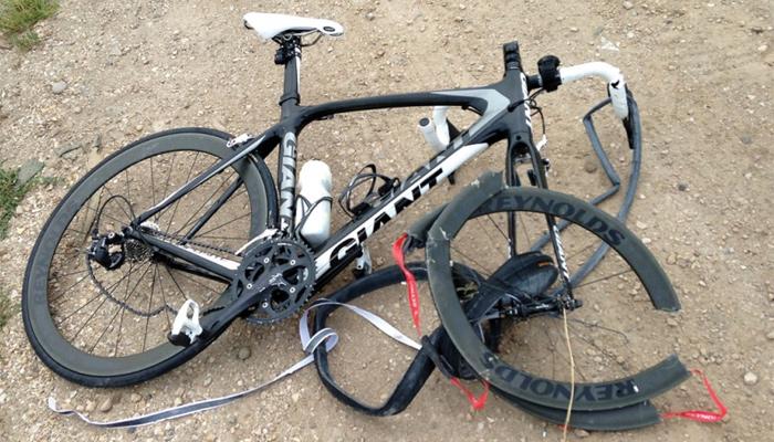 知らないと損!もしもスポーツ自転車で事故に遭ってしまったら!?