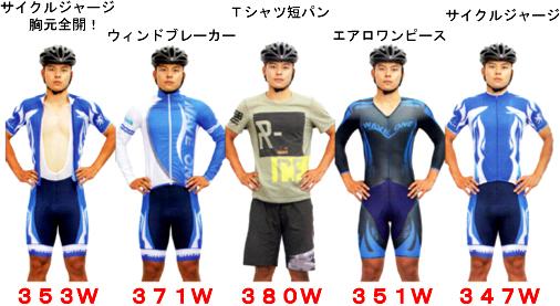 ウェアの違いで自転車の空気抵抗はどう変わるのか?