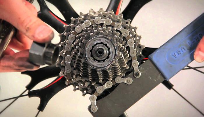 【画像】でかんたん解説!ロードバイクのスプロケット交換方法
