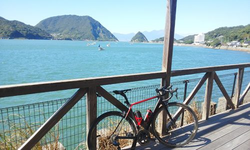熊本の宇土半島一周コースを紹介!ロードバイクでロングライド日記!