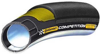 コンチネンタル [コンペティション/COMPETITION] ロードバイクのおすすめチューブラータイヤ