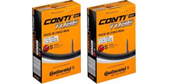 コンチネンタル/Race28 クリンチャータイヤのインナーチューブ