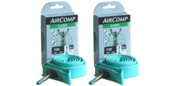 ミシュラン/AIRCOMP Latex A1 クリンチャータイヤのインナーチューブ
