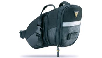 トピーク/TOPEAK エアロ ウェッジ パック(ストラップ マウント) ロードバイクのおすすめサドルバッグ