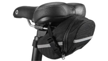 OuTera サイクリングバッグ ストラップ式 ロードバイクのおすすめサドルバッグ
