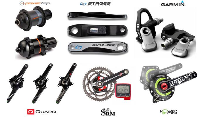 パワー計測でペダリング改善!ロードバイクのパワーメーターとは?