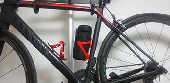 ロードバイクのツーツボトル(ツールケース)イメージ画像