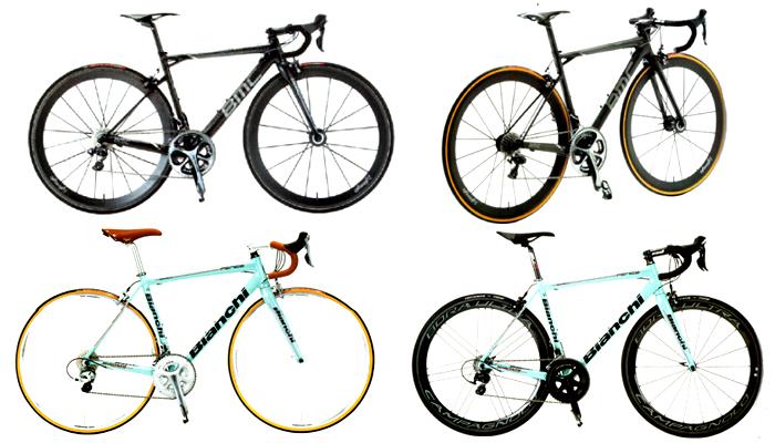 簡単にイメージを変える!カッコいいロードバイクになる配色のコツ!