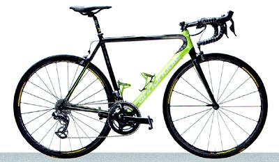 2017シーズン CANNONDALE DRAPAC/キャノンデール・ドラパックが使用するロードバイク【CANNONDALE SUPER SIX EVO HI-MOD/キャノンデール・スーパーシックスエヴォ ハイモッド】