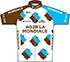AG2R LA MONDIALE/アージェードゥーゼル・ラ・モンディアルのサイクルジャージ