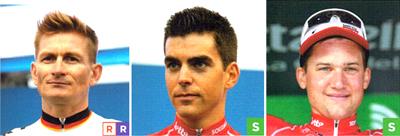 2017年ロードレース ロット・ソウダルの注目選手 アンドレ・グライペル/トニー・ガロパン/ティム・ウェレンス
