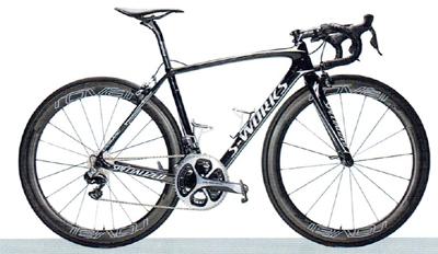 2017シーズン QUICK-STEP FLOORS/クイックステップ フロアーズ使用ロードバイク【S-WORKS TARMAC/スペシャライズド・エスワークス ターマック】