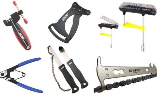 ロードバイクの修理を自分でやる!必要なメンテナンス工具 一覧