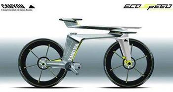 CANYONのコンセプトロードバイク