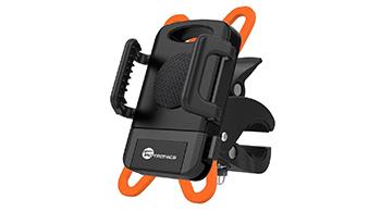 TaoTronics 自転車ホルダー バイクスタンド スマホ・iPhone固定用マウントキット