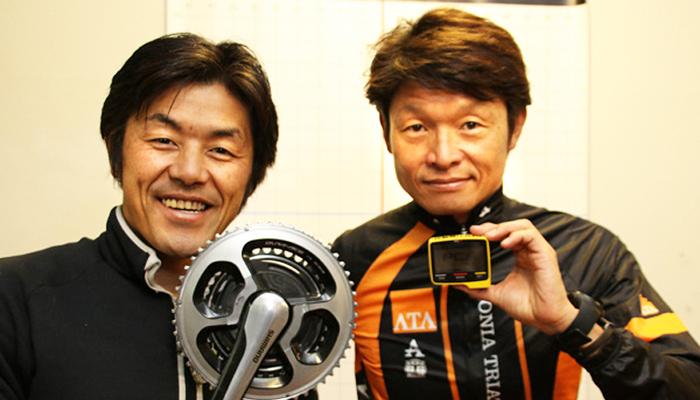 6月3日 千葉競輪場でパワーメーターを使ったトレーニング講座を開催