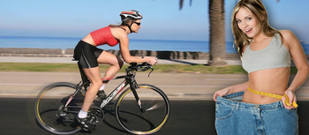 脂肪燃焼に効果的なスポーツ自転車の走り方
