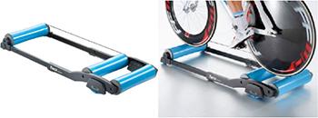 3本ローラー台の参考画像 ロードバイクでダイエットトレーニング