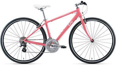 リブ/LIV [ジャイアント/GIANT]の女性向けクロスバイク ESCAPE R3 W